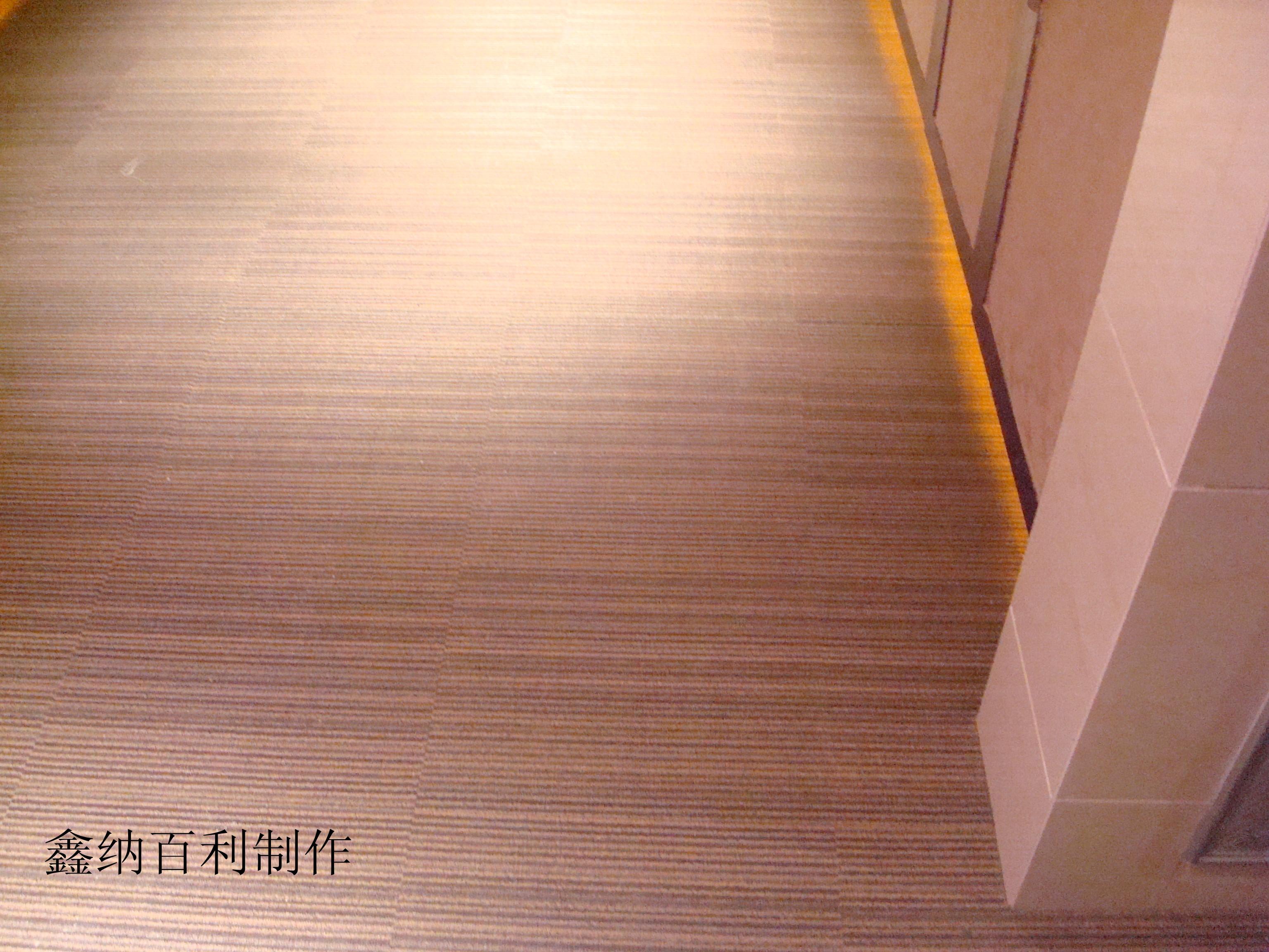 塑胶地板施工效果图(6)